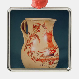 Jug, Leeds, c.1770 Christmas Ornament