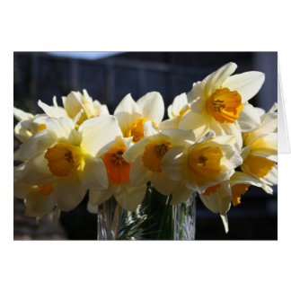 jug of daffs card