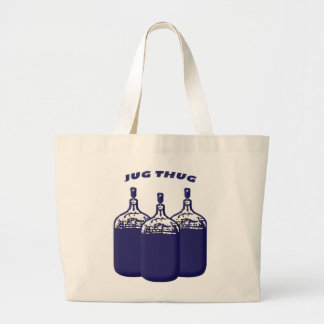 Jug Thug Tote Bags