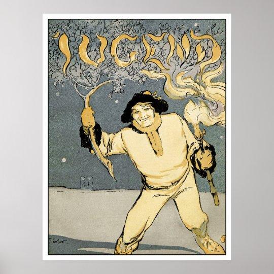 Jugend Art Magazine - Art Nouveau - Jugenstil