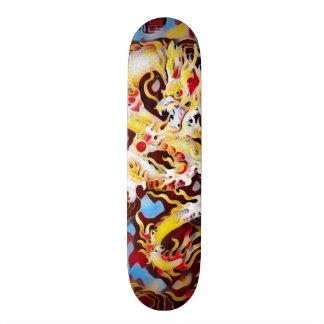 Juggalo Graffiti Dragon Element Custom Pro Board Skateboard Deck