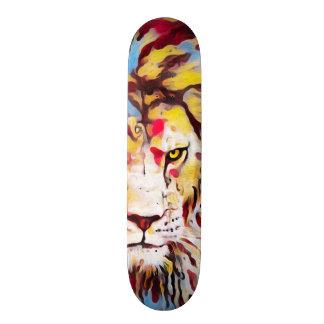 Juggalo Graffiti Lion Element Pro Park Board Skateboard