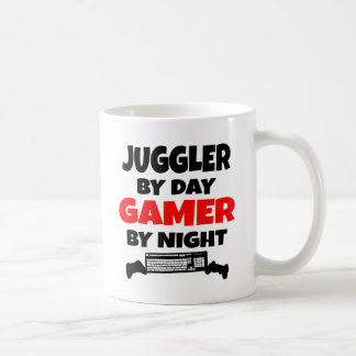 Juggler by Day Gamer by Night Coffee Mug
