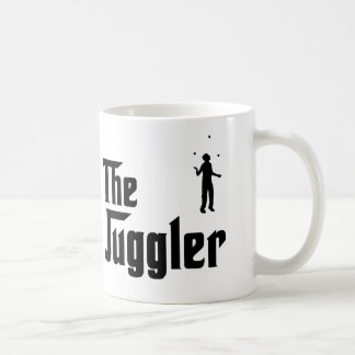 Juggling Coffee Mug