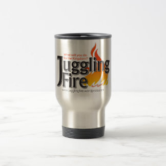 Juggling Fire Accessories Multiple Products Travel Mug