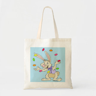 Juggling Jelly Beans Canvas Bag