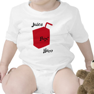 Juice Box Hero Kids Shirt by U S Custom Ink