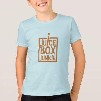 Juice Box Junkie Orange T-Shirt