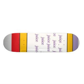 juice foo show skateboards