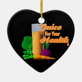 Juice For Your Health on 100+ items  Valxart.com Christmas Ornament