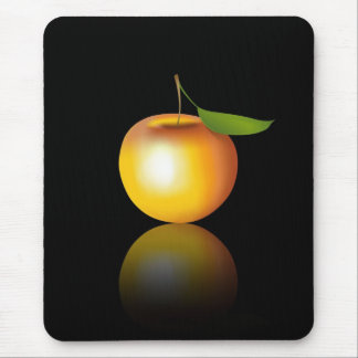 Juicy Apple Mouse Pad