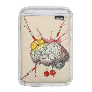 Juicy brain iPad mini sleeve