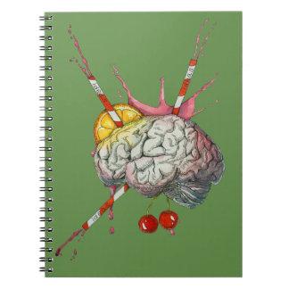 Juicy brain notebooks