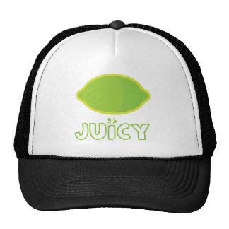 juicy cap mesh hats