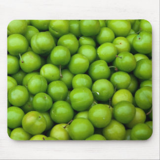 Juicy Green Apples Mouse Pad
