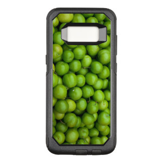 Juicy Green Apples Photographic Print OtterBox Commuter Samsung Galaxy S8 Case