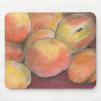 Juicy Peaches Mouse Pad