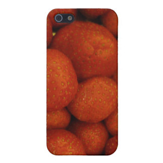 Juicy Strawberries  iPhone 5 Covers