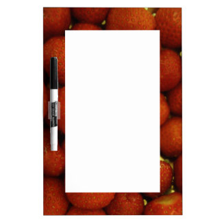 Juicy Strawberries Memo Board