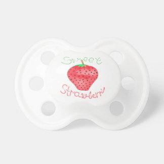 juicy strawberry dummy