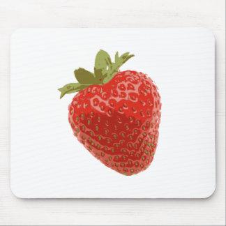 Juicy Strawberry Mousepads