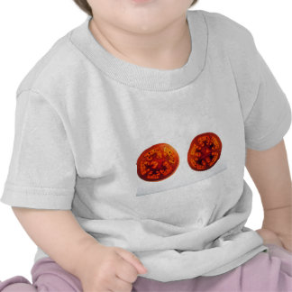 Juicy tomato slices t shirt