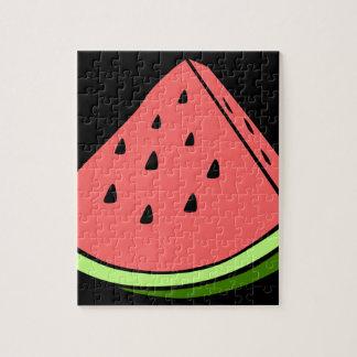 Juicy Watermelon Puzzle