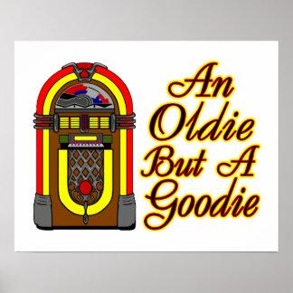 Jukebox An Oldie But A Goodie Poster