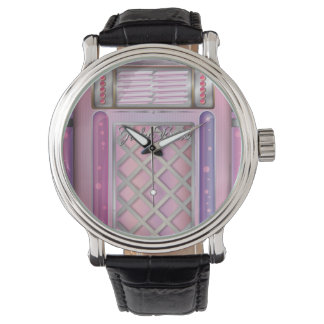 JukeBox MultiColor Wrist Watches