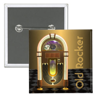 Jukebox Square Buttons