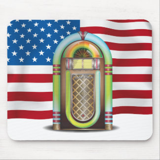 JukeBox USA Mouse Pad