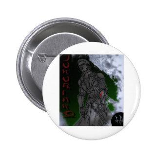 Jukurenko 2 6 cm round badge
