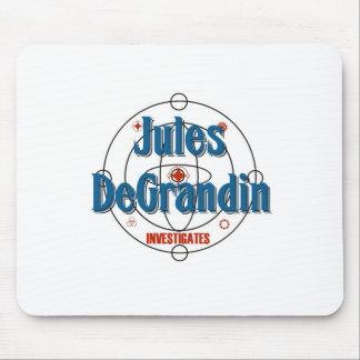 Jules DeGrandin Investigates Mouse Pad