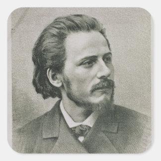 Jules Emile Massenet Square Sticker
