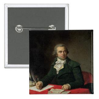 Jules-Francois Pare  1793 15 Cm Square Badge