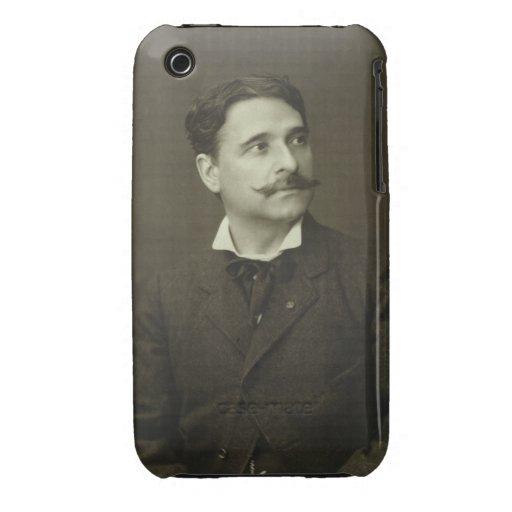 Jules Garnier (1847-89), from 'Galerie Contemporai iPhone 3 Case-Mate Cases