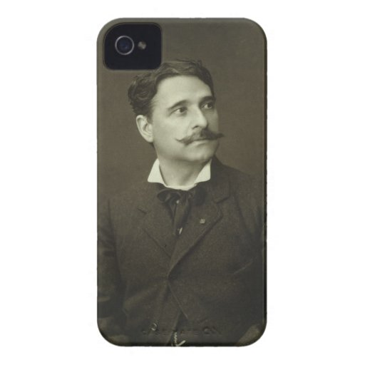 Jules Garnier (1847-89), from 'Galerie Contemporai iPhone 4 Case-Mate Cases