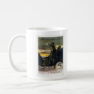 Jules Massenet's Don Quichotte Basic White Mug