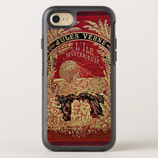 Jules Verne The Mysterious Island OtterBox Symmetry iPhone 8/7 Case