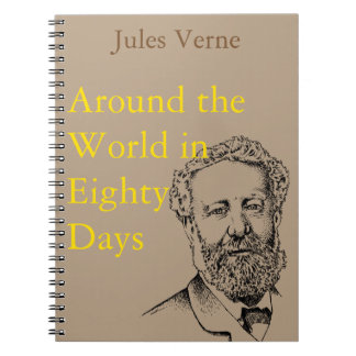 Jules Verne the steampunk writer Note Book