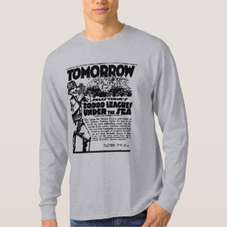 Jules Verne's 20,000 Leagues Under The Sea 1917 T Shirt