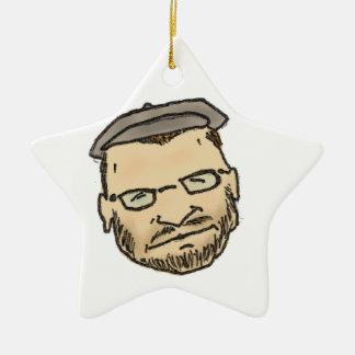 Julgransprydnad star christmas ornament