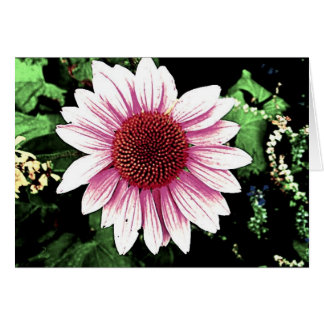 Julia ~ Floral Series Stationery Note Card
