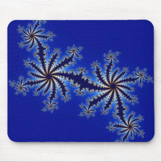 julia fractal mouse pad