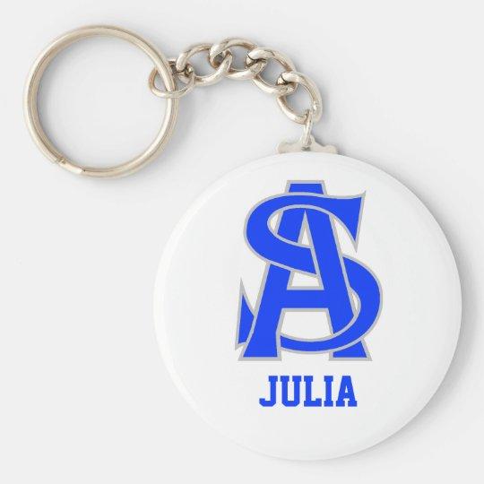 Julia Key Ring