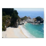 Julia Pfiefer State park waterfall Greeting Cards