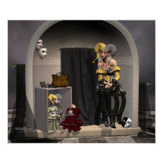 Julia s Puppet Theatre - Poster