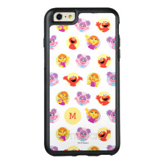 Julia & Sesame Street Friends Pattern OtterBox iPhone 6/6s Plus Case