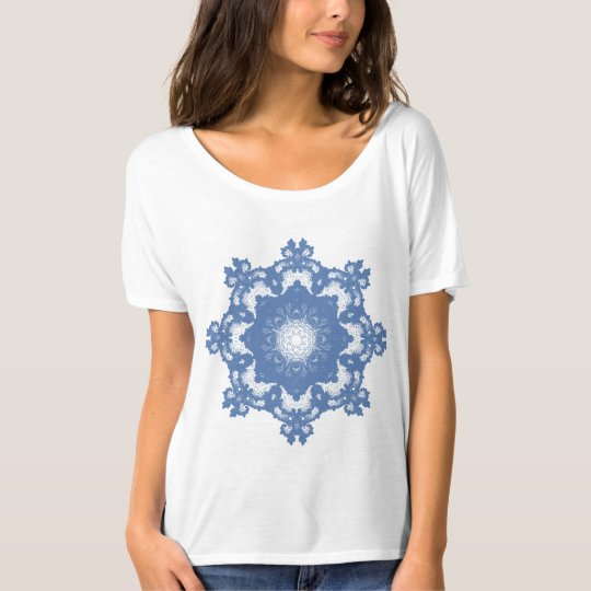 Julia sets (Fractal Ornamental Design) T-Shirt