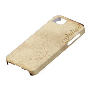 JULIAN Name Branded iPhone 5 Case